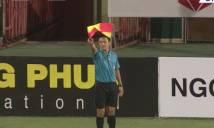 Trọng tài bắt việt vị oan Văn Toàn bị treo cờ tại V.League?