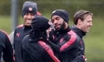 Arsenal sẵn sàng cho lần 'công phá' Atletico Madrid