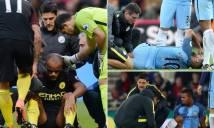 Man City vô địch về số tiền phải trả cho cầu thủ chấn thương