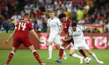 KẾT QUẢ Real Madrid - Liverpool: Siêu phẩm tuyệt đỉnh, chói lọi ngai vàng