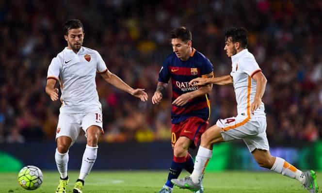 Nhận định Barcelona vs AS Roma 01h45, 05/04 (Tứ kết lượt đi – Cúp C1 châu Âu)