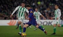 KẾT QUẢ Betis - Barcelona: Show diễn của siêu sao, vẫn 'ém' Coutinho