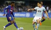 KẾT QUẢ Celta Vigo - Barcelona: