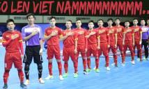 Futsal Thái Lan vẫn là nỗi ám ảnh của Việt Nam