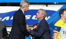 Mourinho nói gì về quyết định chia tay của Wenger?