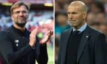 Trước CK C1, Klopp bất ngờ bảo vệ, ca ngợi Zidane
