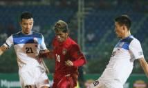 Thua đậm, hàng xóm ĐT Việt Nam chính thức lỡ VCK Asian Cup 2019
