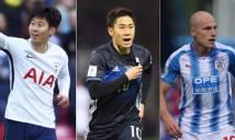 Kagawa tranh danh hiệu hay nhất châu Á với Mooy và Son