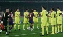 Bị Real từ chối, Barca vẫn được các CLB khác ở La Liga tôn vinh