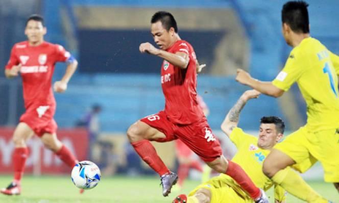 Trước vòng 15 V.League 2016: Tâm điểm hướng tới Bình Dương