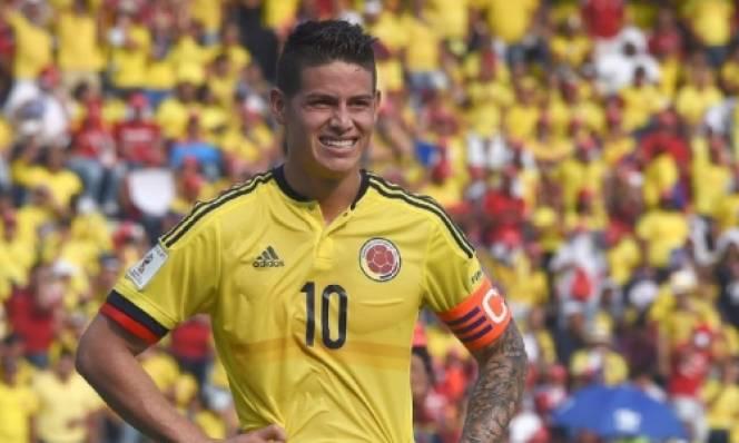 MU mừng thầm khi PSG phủ nhận sở hữu James Rodriguez