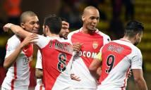 'Mãnh hổ' lập cú đúp, Monaco đè bẹp Metz để tiếp tục dẫn đầu Ligue 1