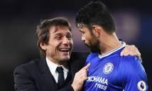 Diego Costa bất ngờ xác nhận bị Conte 'đuổi khéo'