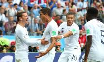 """Soi kèo ứng cử viên vô địch World Cup 2018: Pháp dẫn đầu, Croatia """"đội sổ"""""""