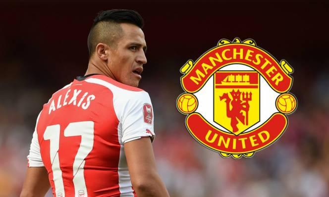 NÓNG: M.U quyết tâm vung tiền cướp Alexis Sanchez từ Man City