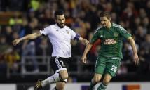 Rapid Wien vs Valencia, 01h00 ngày 26/2: Hoàn tất thủ tục