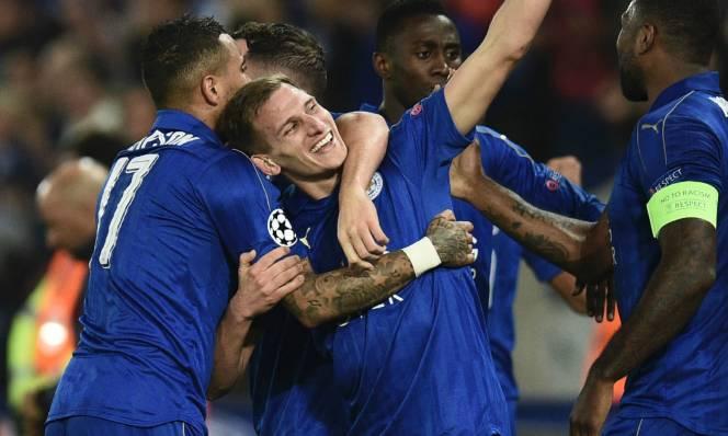 Leicester và hành trình cổ tích ở Champions League