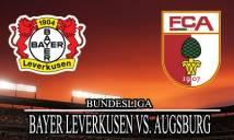 Leverkusen vs Augsburg, 01h00 ngày 22/09: Sửa sai
