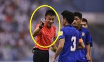 Trọng tài bắt trận Việt Nam - Indonesia là Vua rút thẻ