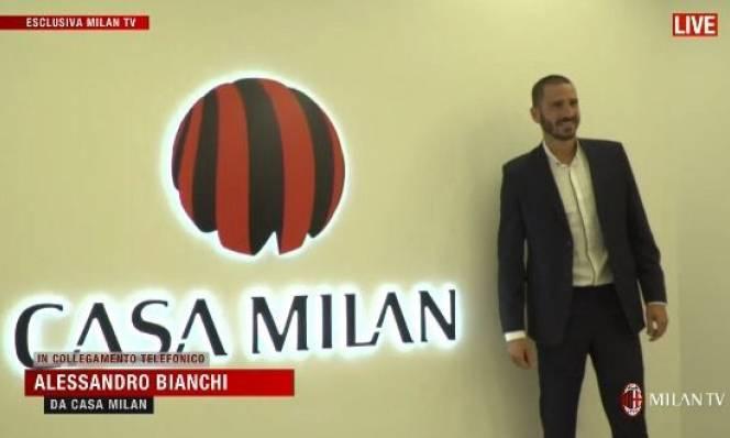 Ba lí do khiến Bonucci vội vã rời Juventus, không sang Chelsea mà chọn Milan