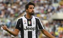 Khedira nài nỉ Juventus mua ngay cầu thủ NÀY của Liverpool