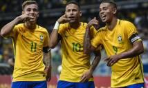 Brazil lên đỉnh thế giới, Việt Nam tụt hạng trên BXH FIFA