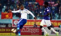 CLB Quảng Nam trừng phạt ngoại binh hay nhất V.League