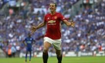 Ibrahimovic tự tin vào khả năng ghi bàn của mình