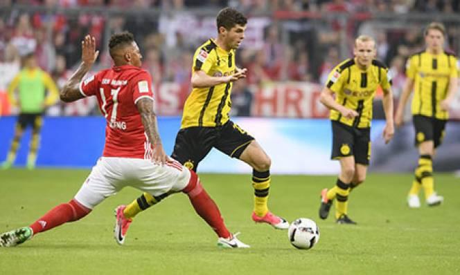 Pulisic, tương lai của Dortmund