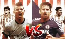 Aguero vs Costa: Đại pháo quyết định đại chiến