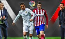 Xác định trọng tài bắt chính trận bán kết giữa Real vs Atletico