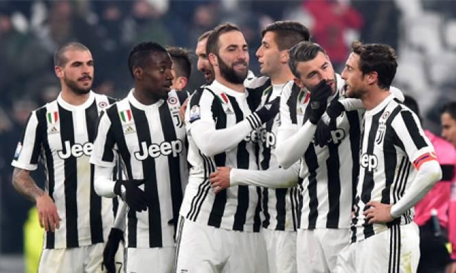 Kết quả vòng 1/8 Coppa Italia: Juve thẳng tiến, Roma bị loại