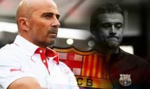 Thuyền trưởng Sevilla bóng gió muốn tới Barca làm thầy Messi