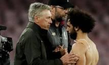 Salah chưa bình phục chấn thương Ramos gây ra