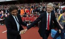 Đua vô địch Premier League: May ra Arsenal ngăn được Chelsea