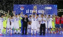 Hôm nay, khởi tranh giải futsal cúp Quốc gia 2016