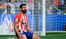 Bị trọng tài 'kì thị vô điều kiện', Diego Costa bất lực