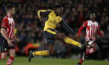 Sao Arsenal bất ngờ từ chối ra sân
