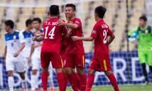 U16 Việt Nam ngược dòng ngoạn mục vào tứ kết giải châu Á