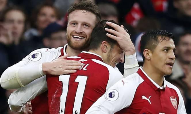 Ông lớn nào sẽ chung mâm với Arsenal ở Europa League?