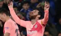 Mình Messi ăn đứt cả đội Real