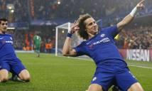 Antonio Conte thừa nhận quyết định sai lầm khiến David Luiz dính chấn thương
