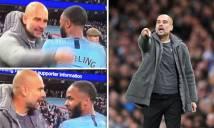 Vì sao Guardiola nổi khùng mắng Sterling ngay trên sân?