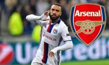 Arsenal quyết tâm phá két vì tiền đạo Lyon
