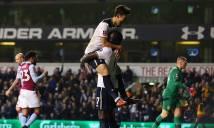 Thắng nhẹ Aston Vlla, Tottenham vào vòng 4 FA Cup