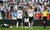 Toni Kroos: 'Đức gặp áp lực rất lớn sau trận thua Mexico'