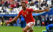 Tiền đạo của xứ Wales thách thức Pepe