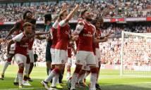 Thắng Chelsea sau loạt luân lưu lịch sử, Arsenal hoàn tất cú ăn ba