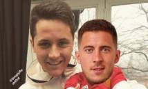 Hazard bị chế nhạo là 'đứa bé' trong tay Herrera