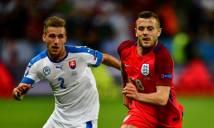 Bất lực trước Slovakia, Anh ngậm ngùi với ngôi nhì bảng